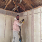 spray foam installation in Kansas City
