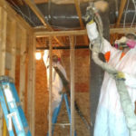 installing spray foam insulation in kansas city