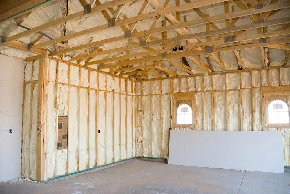 Spray Foam Insulation in Kansas City | A+ Insulation